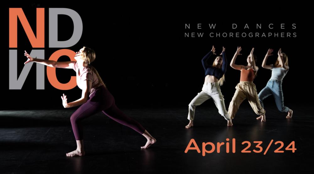 New Dances / New Choreographers